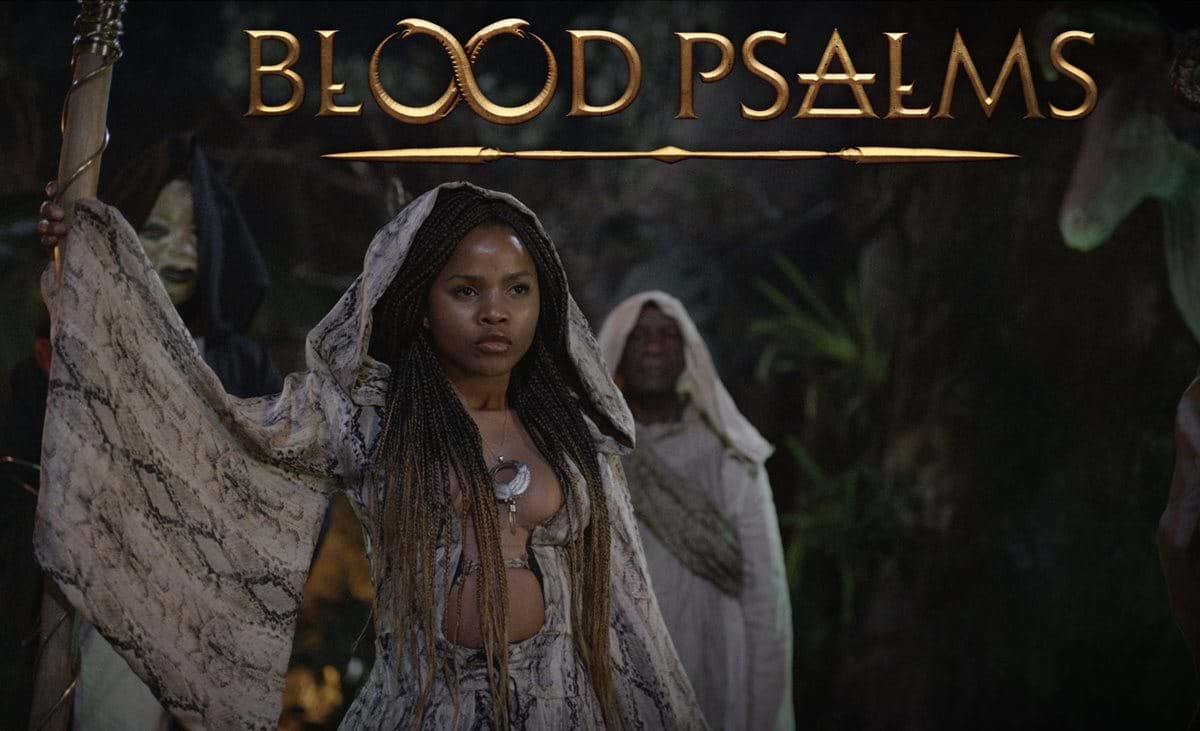 MULTICHOICE JOINS FORCES WITH CANAL+  TO CO-PRODUCE AFRICAN MYTHOLOGY EPIC, BLOOD PSALMS